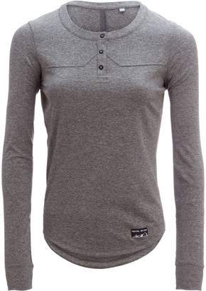 Pearl Izumi Versa Long-Sleeve Henley Jersey - Women's