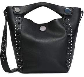 3.1 Phillip Lim Dolly Studded Leather Shoulder Bag