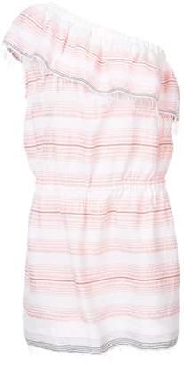 Lemlem Tereza one shoulder dress