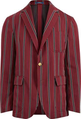 Ralph Lauren Striped Cricket Blazer