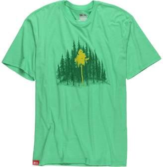 Meridian Line Aspen Leaves T-Shirt - Men's