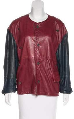 Jean Paul Gaultier Vintage Leather Jacket