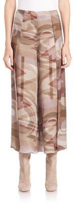 Ralph Lauren Collection Lizette Silk Pants