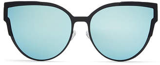 Show Me Your Mumu Quay Australia ~ Game On Sunglasses ~ Blue/Black