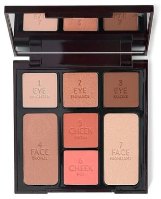 Charlotte Tilbury Instant Look In A Palette Beauty Glow - No Color $75 thestylecure.com