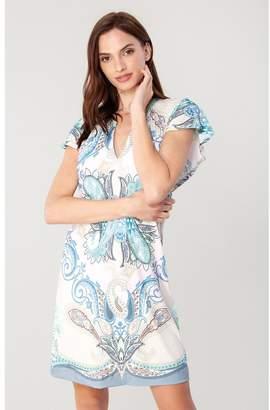 Hale Bob Branwen Jersey Dress