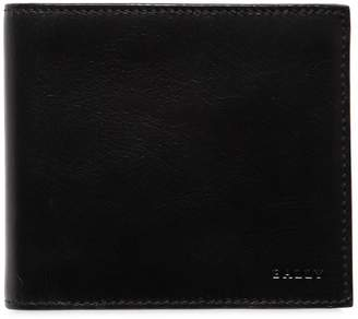 Bally Brushed Leather Classic Wallet