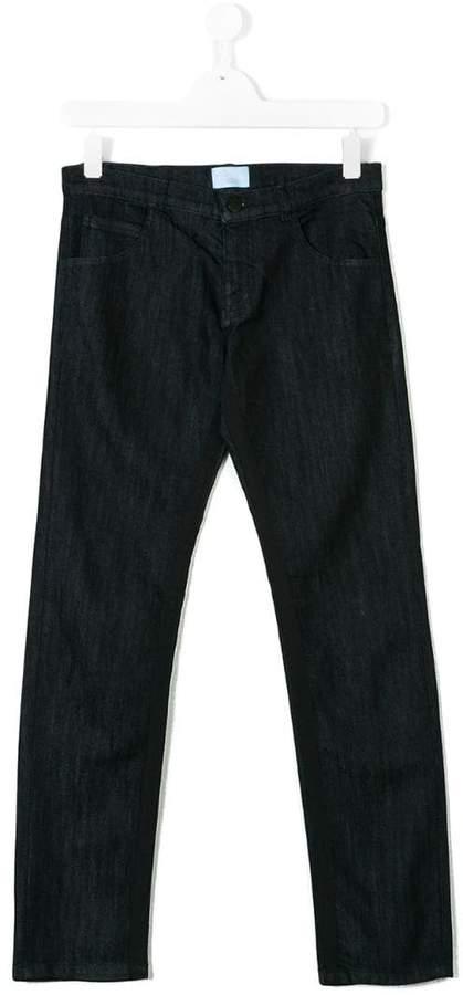 Lanvin Enfant Teen stretched skinny jeans