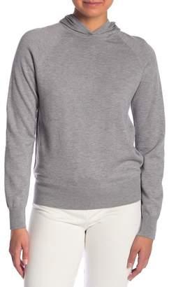 Theory Hodina Hooded Pullover