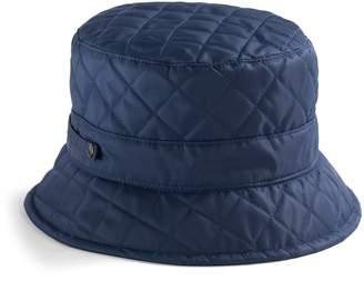 7361de7ef2a ... Betmar Quilted Bucket Hat