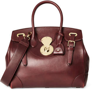 Ralph Lauren Ricky 33 Soft Luxe Calf Classic Handbag