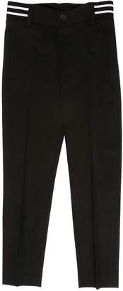 Givenchy Slim Fit Cool Wool Pants