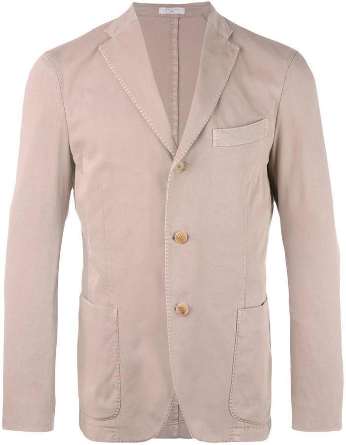 BoglioliBoglioli three button blazer