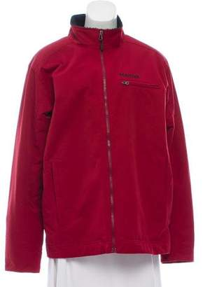 Marmot Embroidered Sports Jacket