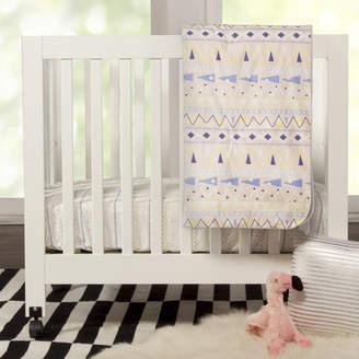 Babyletto Desert Dreams Mini 4 Piece Crib Bedding Set