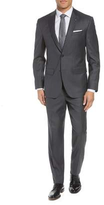 Ted Baker 'Jay' Trim Fit Solid Wool Suit
