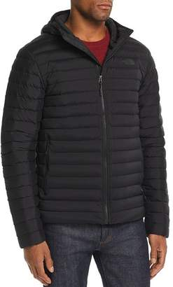 The North Face Stretch Down Hooded Jacket