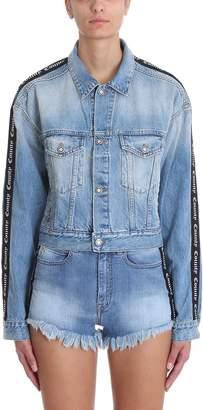 Marcelo Burlon County of Milan Vintage Wash Jacket