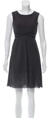 Louis Vuitton Sleeveless Mini Dress