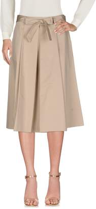 Moschino 3/4 length skirts