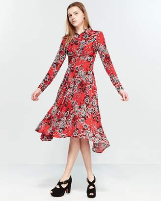13e71e5aebc6 Free People Red Floral Print Dresses - ShopStyle