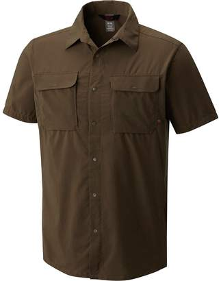 Mountain Hardwear Canyon Pro Short-Sleeve Shirt - Men's