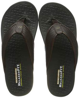 0f2146d61 Skechers Men s Pelem-Emiro Flip Flops