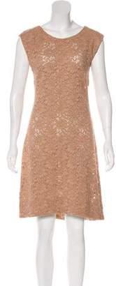 Raquel Allegra Lace Midi Dress