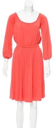 Rachel Pally Long Sleeve Knee-Length Dress