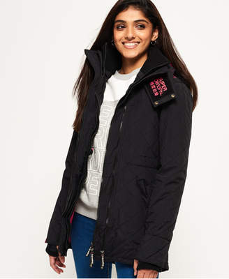 Superdry Technical Quilted SD-Wind Parka Jacket