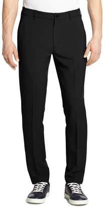 Izod Men's Advantage Performance Hybrid Stretch Chino Flat-Front Pants