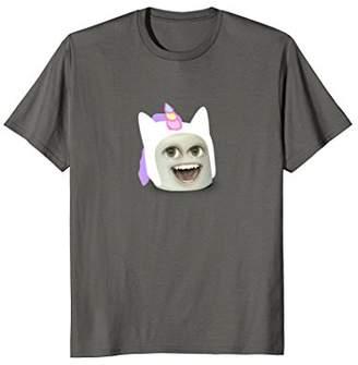 Annoying Orange Marshmallow Unicorn T-Shirt