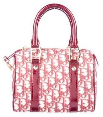 Christian Dior Mini Diorissimo Boston Bag