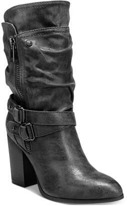 Carlos by Carlos Santana Paisley Mid-Shaft Boots Women's Shoes