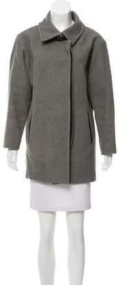 Etoile Isabel Marant Short Wool Coat