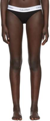 Calvin Klein Underwear Black Modern Bikini Briefs