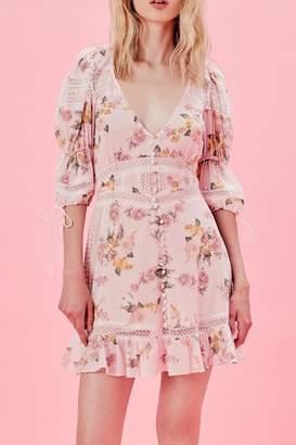 For Love & Lemons Isadora Dress