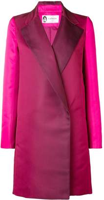 Lanvin Krista Kim degradé coat