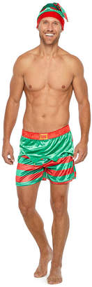 Asstd National Brand Elf Boxer with Hat