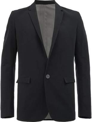 Label Under Construction flap pockets blazer
