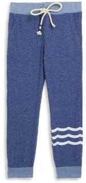 Sol Angeles Little Boy's & Boy's Wave Hacci Jogger Pants