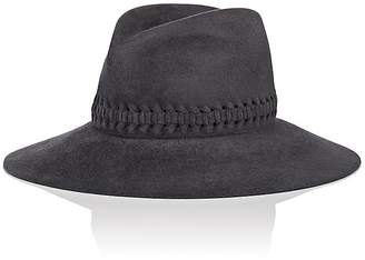 Lola Hats Women's Fretwork Fedora