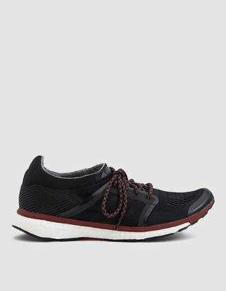 adidas by Stella McCartney Adizero Adios Sneaker in Core Black