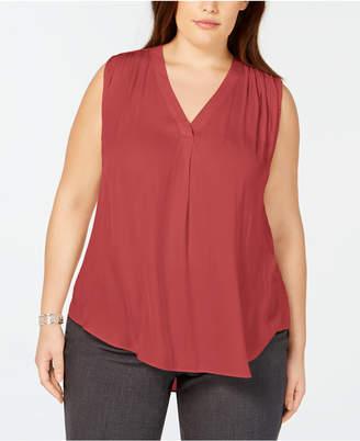 7bcb22fa716 Plus Size Sleeveless Tops - ShopStyle