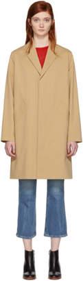 A.P.C. Beige Silvana Coat