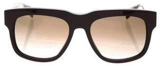 Prada Tinted Round Sunglasses