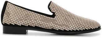 Giuseppe Zanotti Design flat stud slippers