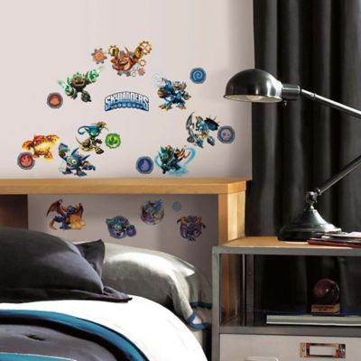 RoomMates Skylanders Giant Wall Decals (Set of 22)