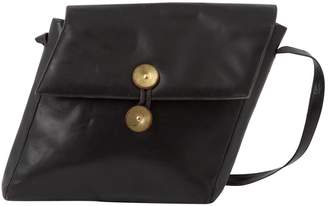 Charles Jourdan Black Leather Handbag