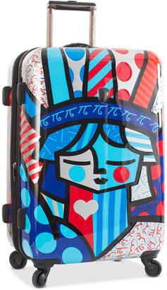 "Heys Britto Freedom 26"" Expandable Hardside Spinner Suitcase"